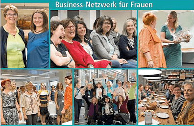 Collage webgrrls Bayern