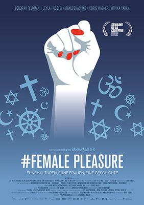 Filmplakat 'Female Pleasure'